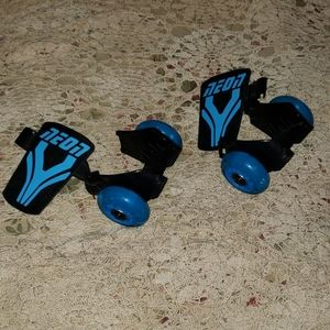 NEON light Up Shoe Skates
